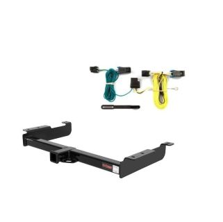 Sell Curt Class 4 Trailer Hitch & Wiring for Chevy Express & GMC Savana motorcycle in Greenville, Wisconsin, US, for US $152.71