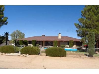 3 Bed 2 Bath Foreclosure Property in Apple Valley, CA 92308 - Cibola Rd