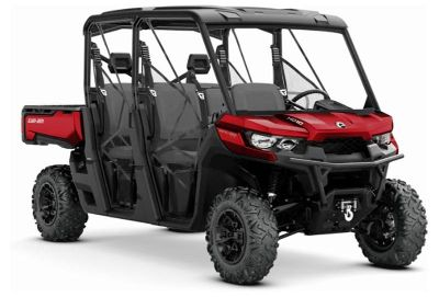 2019 Can-Am Defender MAX XT HD10 Side x Side Utility Vehicles Honeyville, UT