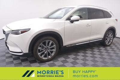 2019 Mazda CX-9 Signature (Snowflake White Pearl Mica)
