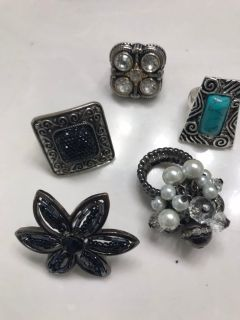 Very Fashionable Rings!