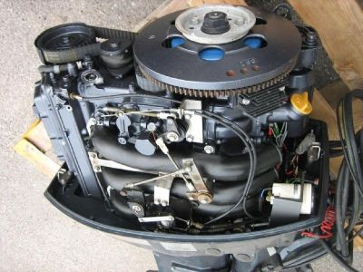 Outboard Motor Overhaul Service