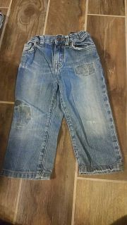 GUC size 24 months Childrens Place jeans
