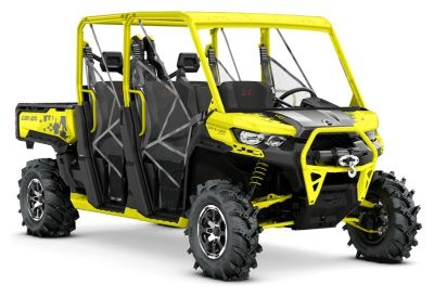 2019 Can-Am Defender Max X mr HD10 Side x Side Utility Vehicles Leesville, LA