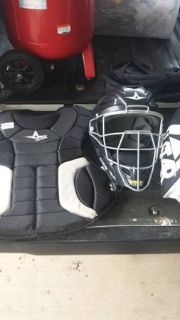 All-Star Youth Catching Gear