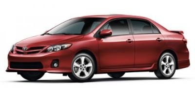 2011 Toyota Corolla Base (Red)