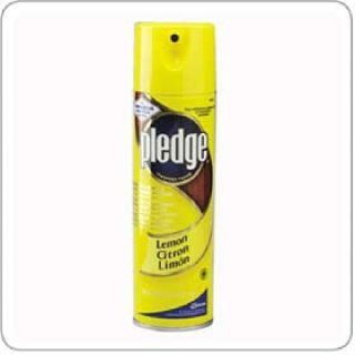 Pledge Furniture Polish - Case of 6