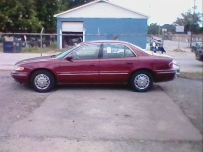 2000 Buick Century Limited (Red)