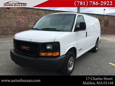 2005 GMC Savana 2500 2500 (Summit White)