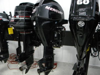 2008 Mercury Marine 25 EFI 20 in. Outboards 4 Stroke Kaukauna, WI