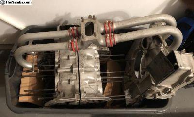 VW Type 2 1700cc engine