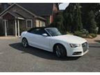 2013 Audi S5 Convertible in Allentown, PA