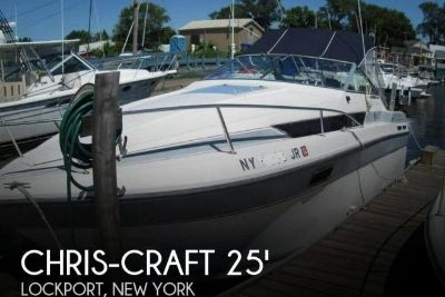 1987 Chris Craft Amerosport 25 Day Cruiser