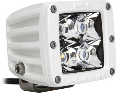 Purchase Rigid 60221 - M-Series; Dually; 10 Deg. Spot LED Light; White; 4 LEDs; Pair motorcycle in La Grange, Kentucky, US, for US $208.99