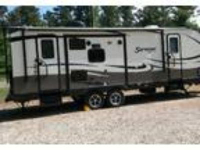 2017 Forest River Surveyor Travel Trailer in Hot Springs, AR
