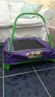 Trampoline good for kids up to 40lbs