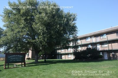1 BR Apt Available: Pet Friendly, On Site Laundry, & Tenant Parking