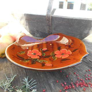 Mid-Century Modern 1960's 'Vercor' Fruit Bowl.