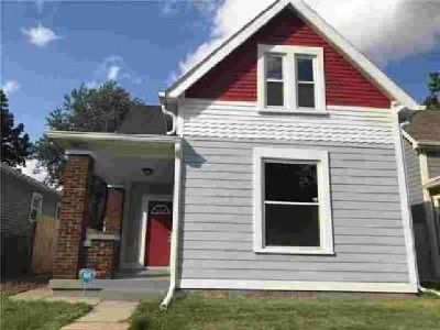 706 IOWA Street Indianapolis Three BR, Gorgeous home located in