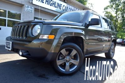 2015 Jeep Patriot 4WD HIGH ALTITUDE (Eco Green Pearlcoat)