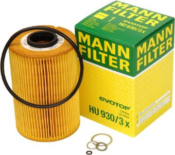 Purchase Mann-Filter HU930/3X Engine Oil Filter fits BMW motorcycle in North Hollywood, California, United States, for US $6.50