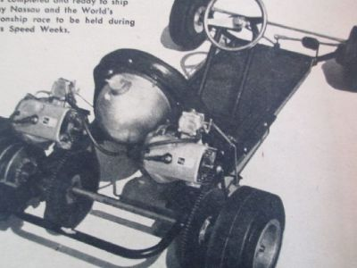 "1965 Vintage Hawthorne ""Dream"" Kart - COMMING SOON"