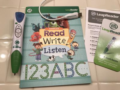 Leap Frog Leap Reader Brand New