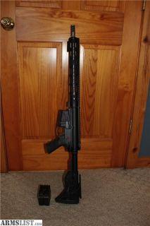 For Sale: Custom 45 Raptor AR10 LR308