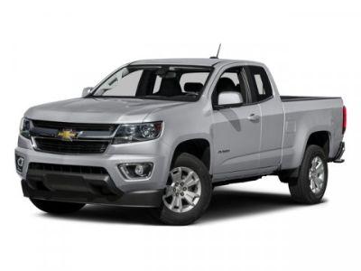 2015 Chevrolet Colorado 4WD LT (Silver Ice Metallic)