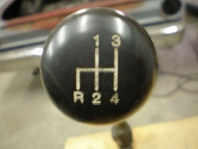 Purchase 1965,1966,1967 MUSTANG,COUGAR 4 SPEED SHIFTER HANDLE WITH KNOB motorcycle in Baltic, Connecticut, United States, for US $60.00