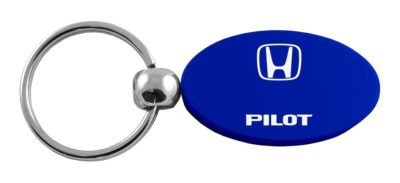 Purchase Honda Pilot Blue Oval Keychain / Key fob Engraved in USA Genuine motorcycle in San Tan Valley, Arizona, US, for US $14.61