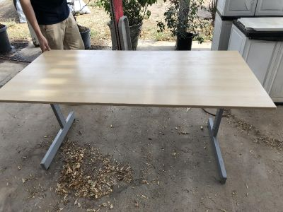 Desk in great condition, came from a school district.