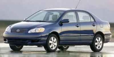 2003 Toyota Corolla CE ()