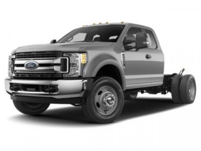 2019 Ford F-550 XL (White)