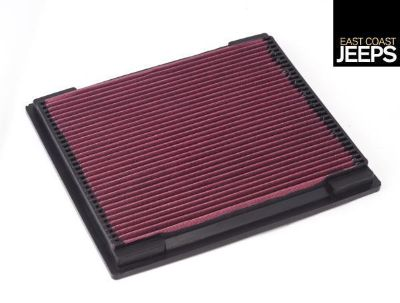 Sell 17752.01 RUGGED RIDGE Reusable Air Filter, 97-06 Jeep TJ and LJ Wranglers, by motorcycle in Smyrna, Georgia, US, for US $33.29