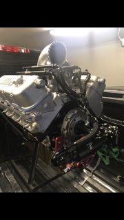 "BBC 540 Turbo Motor "" proven """