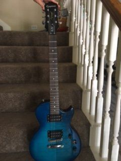 Epiphone Guitar - like new condition