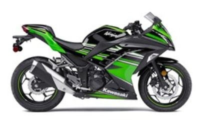 2017 Kawasaki NINJA 300 ABS KRT EDITION Sport Motorcycles North Reading, MA