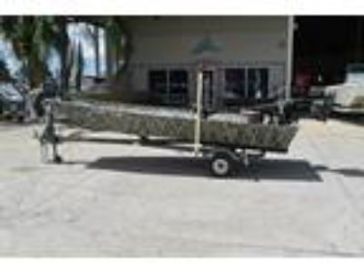 Model Year - 14ft Mud boat Go Devil 14hp