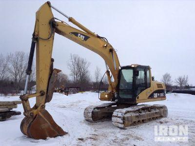 Cat 315CL Track Excavator