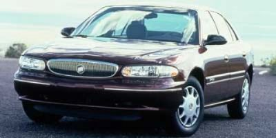 1999 Buick Century Custom (Jasper Green Metallic)