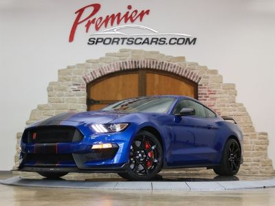 2017 Ford Mustang Shelby GT350R (Lightning Blue)