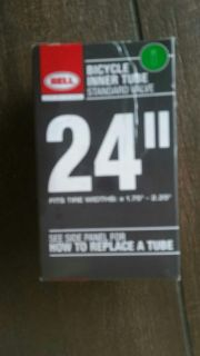"""24"""" bicycle tire tube"""