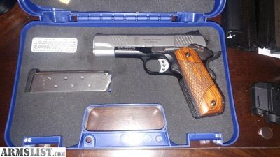 For Sale: Smith & wesson E series 1911 scandium frame