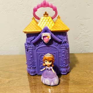 Sofia the First & Castle