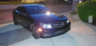 2014 Mercedes Benz C350 Coupe All Wheel Drive