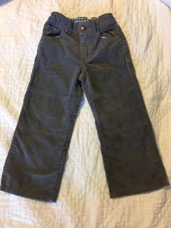 Janie and Jack grey pants 4T