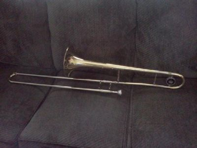$900 OBO King Trombone- Slightly used