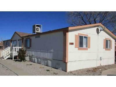 4 Bed 2 Bath Foreclosure Property in Alamogordo, NM 88310 - Post Ave