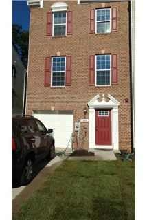 Gorgeuous Town house in Anne arundel county !